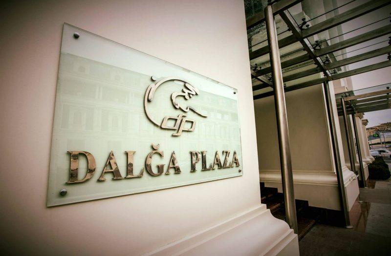 Inside of Dalga Plaza