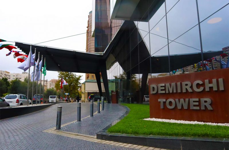 Demirchi Tower 90m2