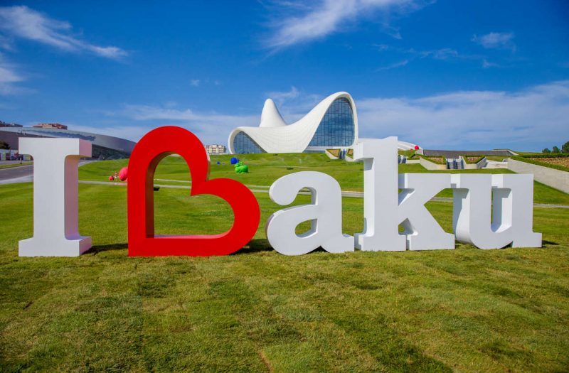 First time Baku visitor hints